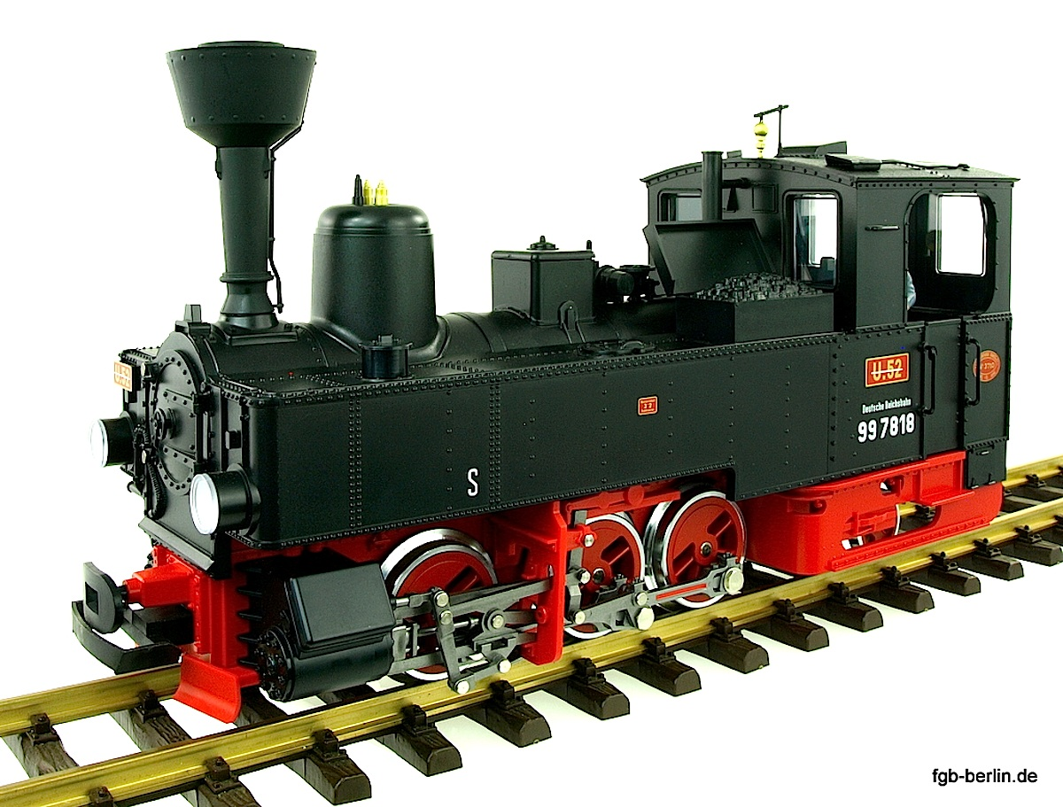 DR Dampflokomotive (Steam locomotive) 99 7818