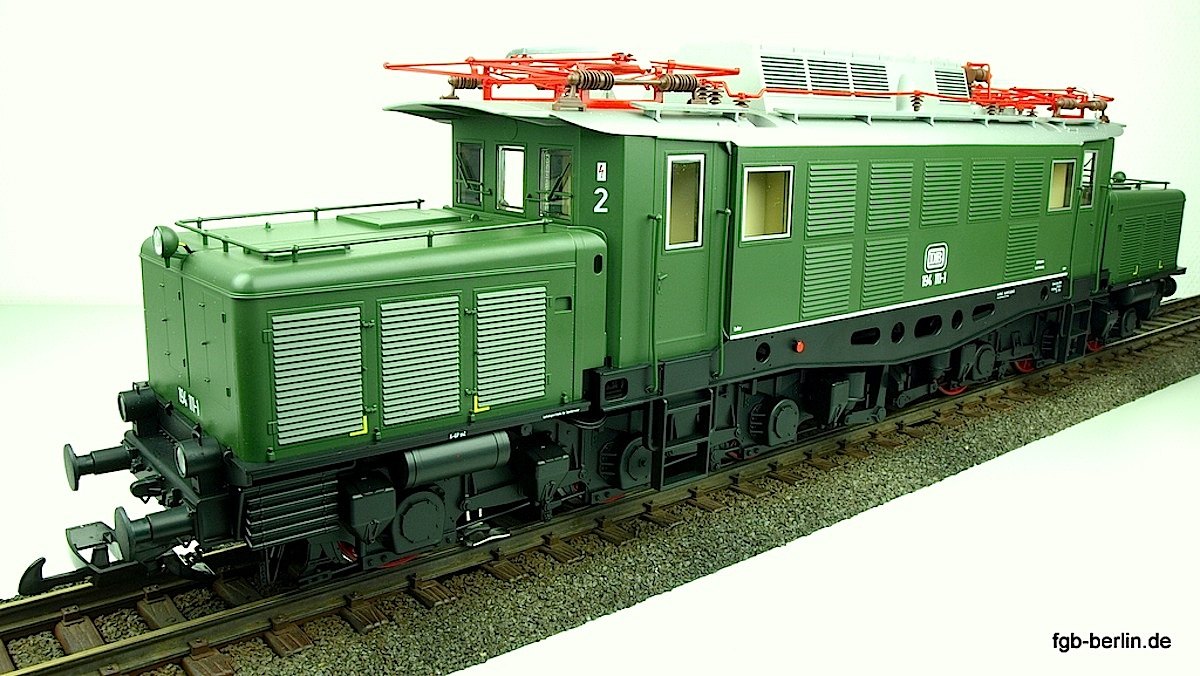 DB Ellok (Electric locomotive) BR 194