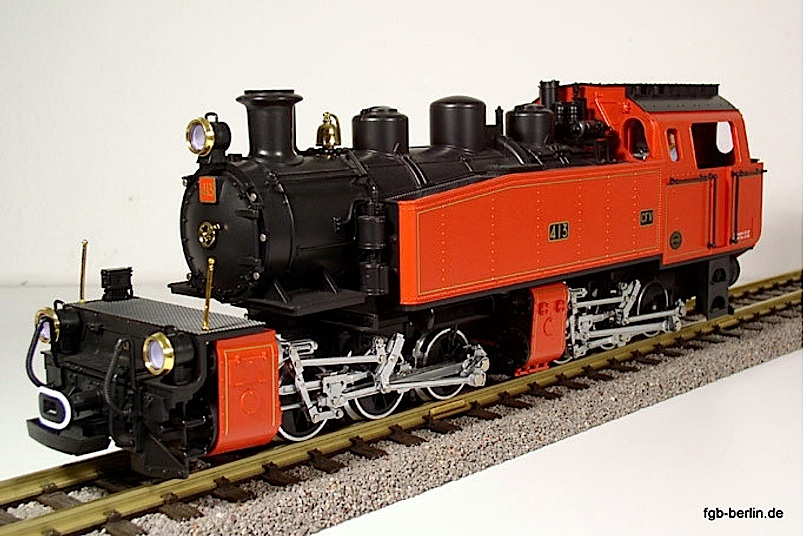 CFV-Mallet-Dampflok, Sound (CFV Mallet Steam Loco, Sound)