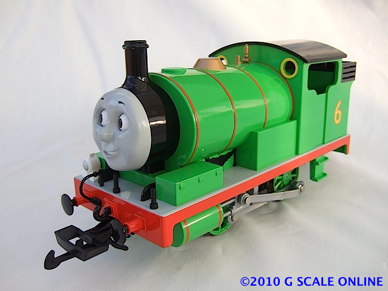 """Percy"" die kleine Lok (the small engine)"