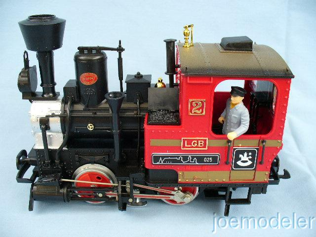 Schweiger Sonder Set Dampflokomotive (Steam locomotive)
