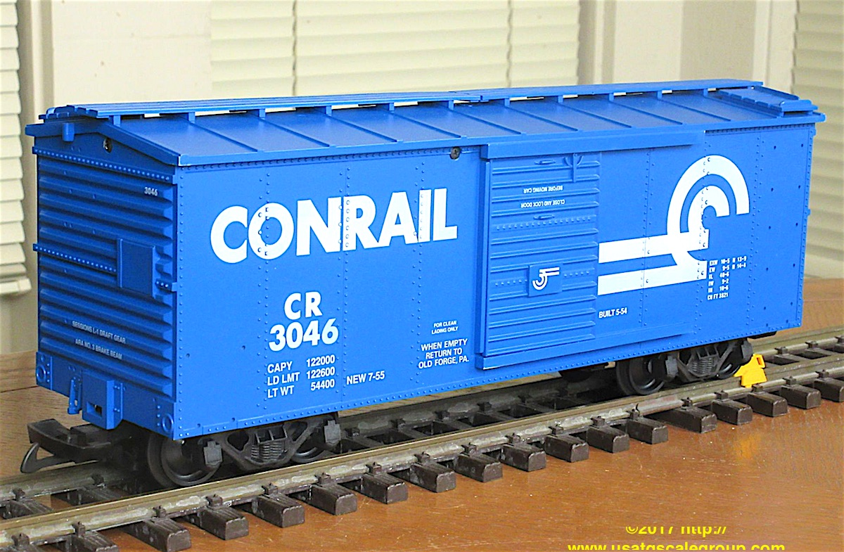 Conrail Güterwagen (Box car) CR 3046