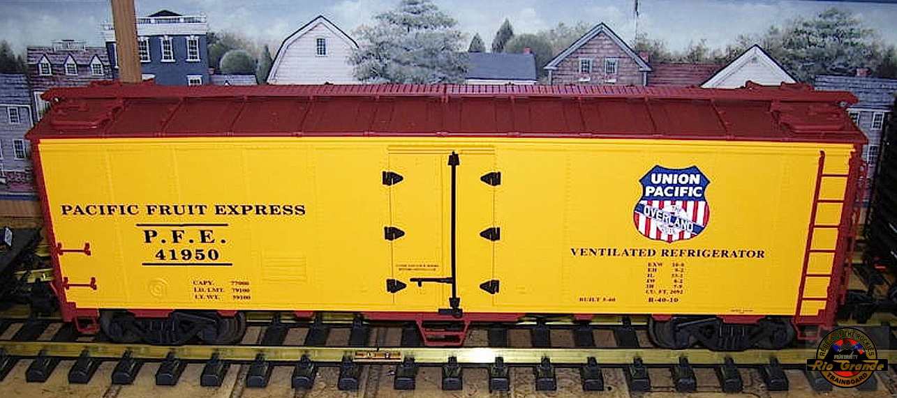 Union Pacific Overland Kühlwagen (Reefer)