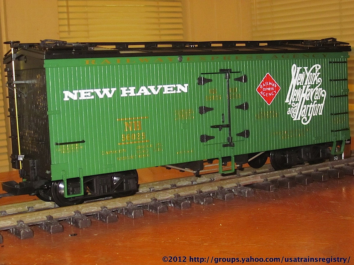 New Haven Kühlwagen (Reefer) NH 56025