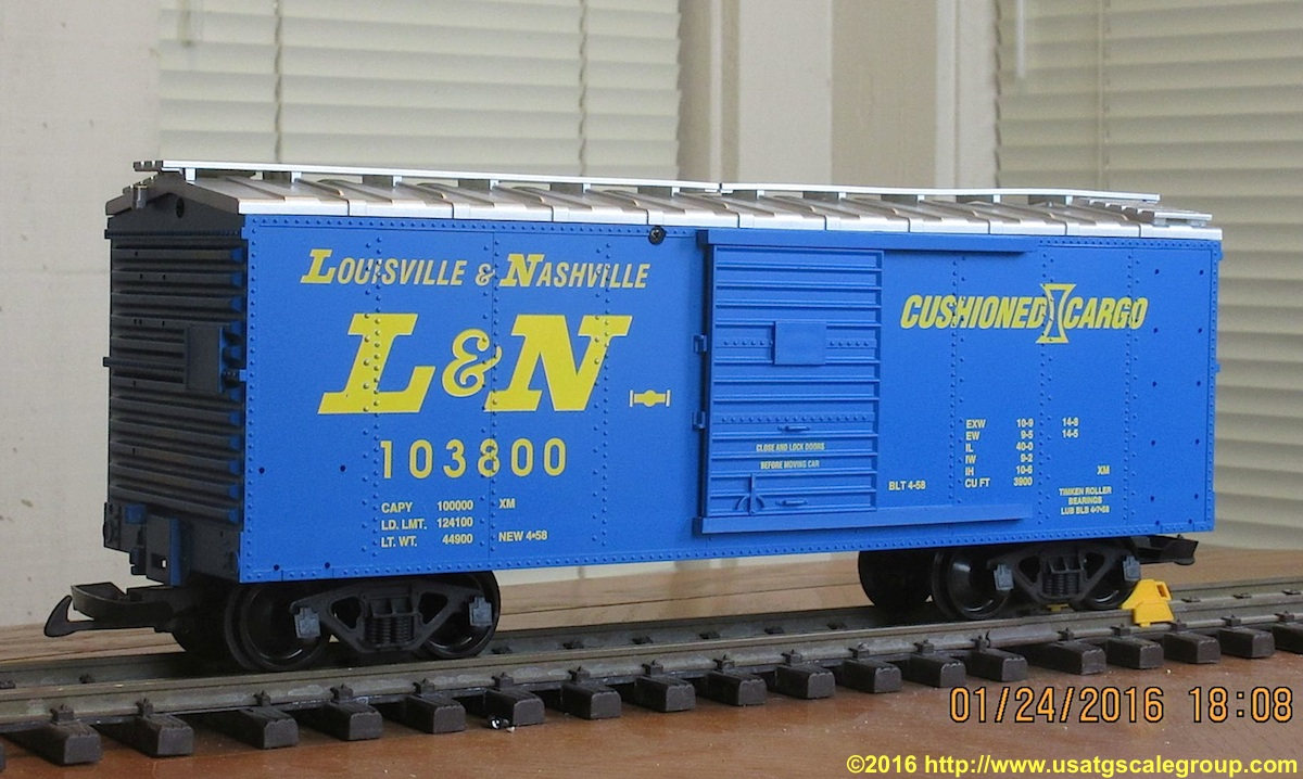 L & N Güterwagen (Box car) 103800