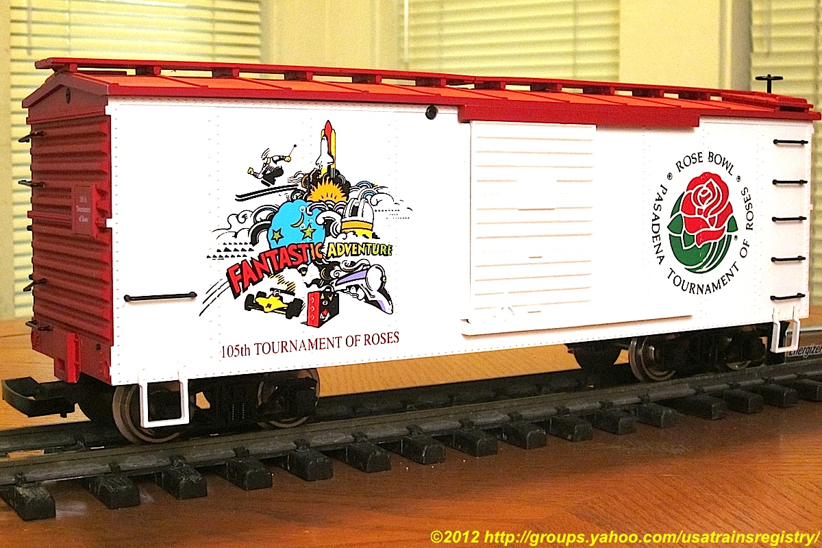 105th Tournament of Roses 1994 Güterwagen (Box car) TR1994