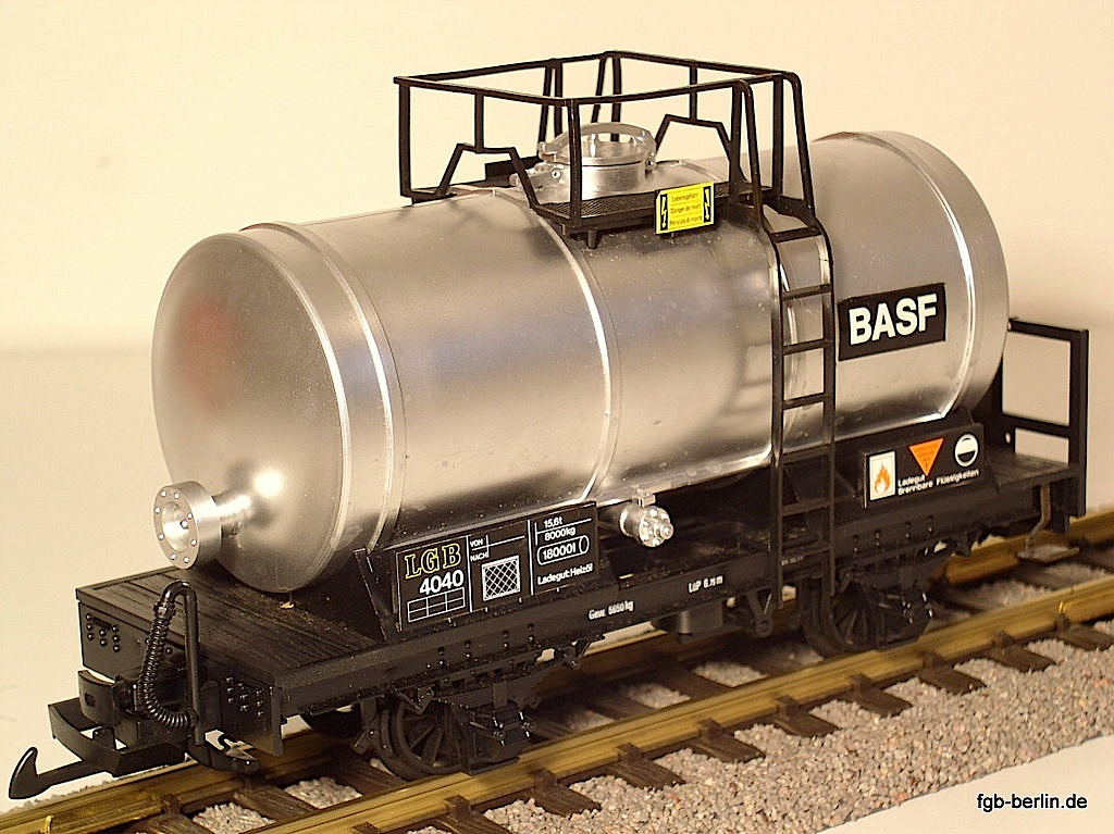 BASF Kesselwagen (Tank car), Version 5