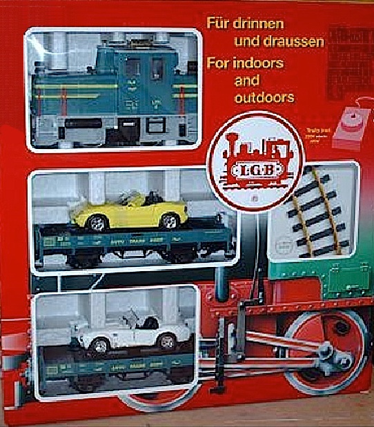 Auto Transport Set