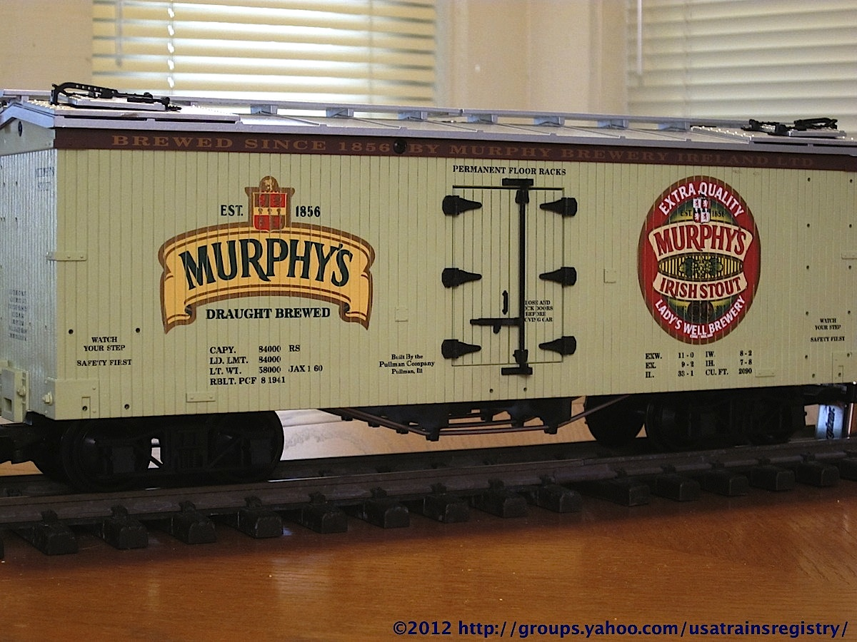 Murphy's Irish Stout Kühlwagen (Reefer)