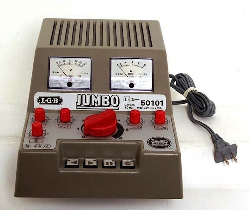 LGB Jumbo Trafo (Power pack) 10A, 24 V (120 VAC version)