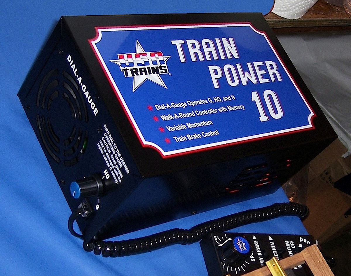 10 Ampere Trafo (Power pack) - Train Power 10