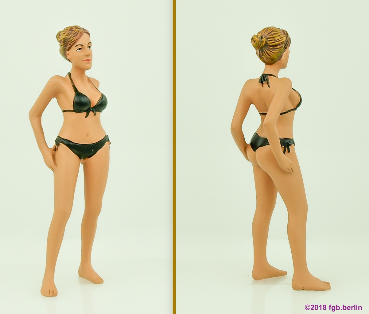 Bikini Girl - April (American Diorama)