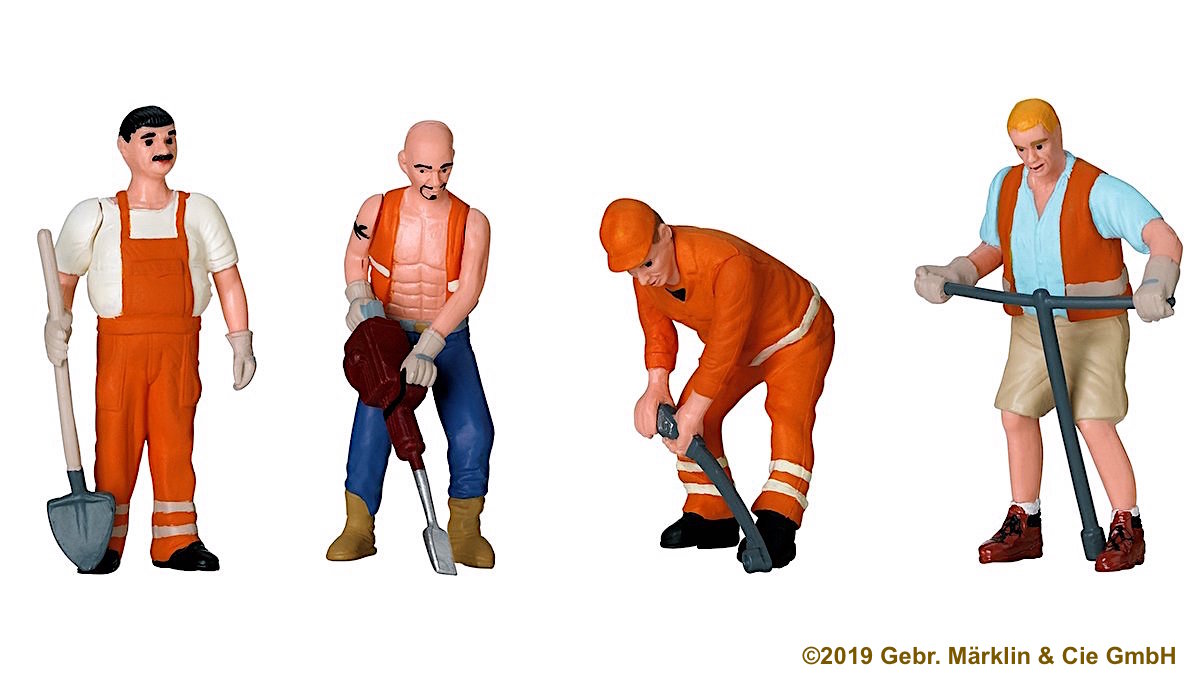 Bauarbeiter (Contruction Workers)
