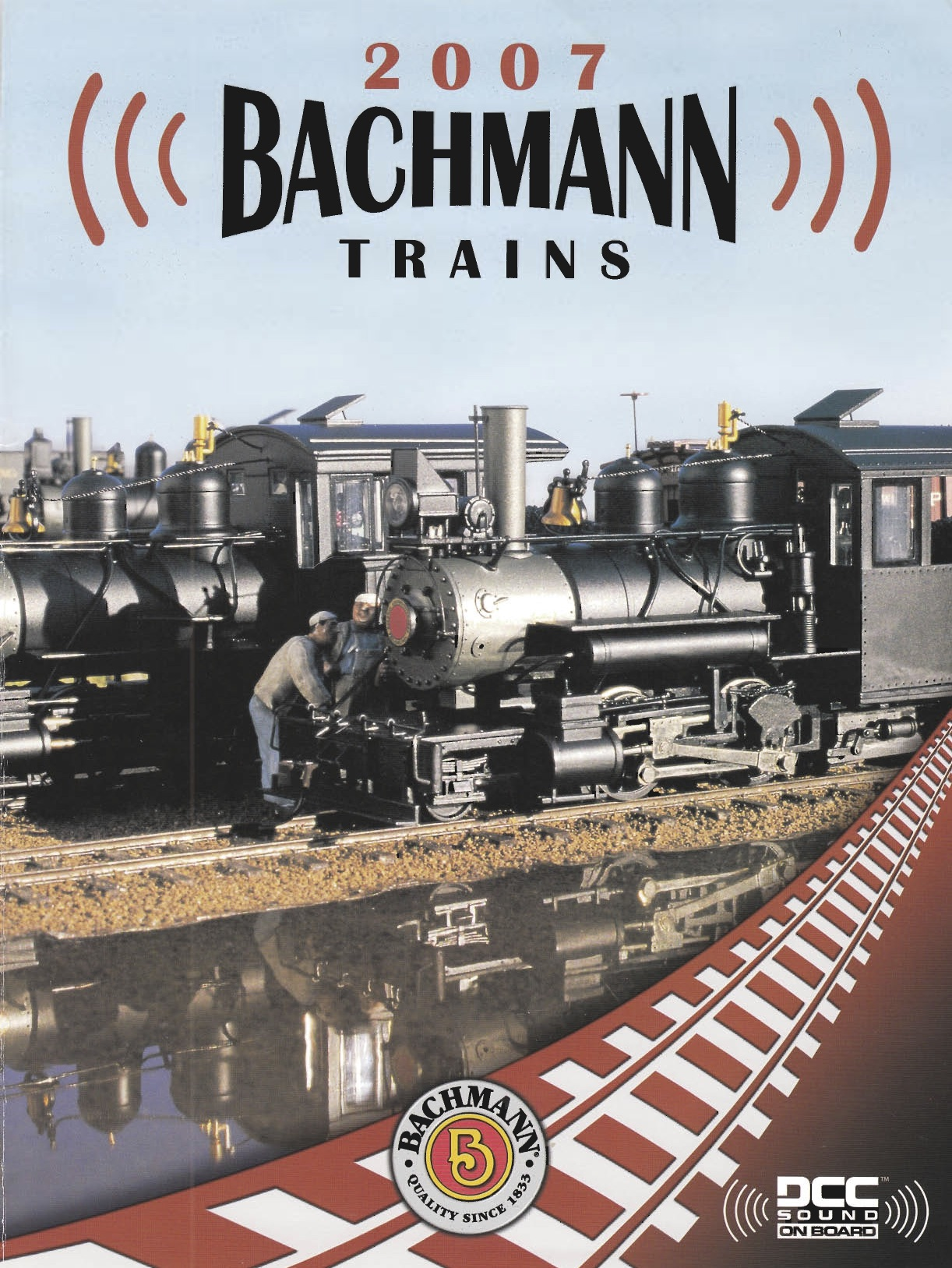 Bachmann Trains Katalog (Catalogue) 2007