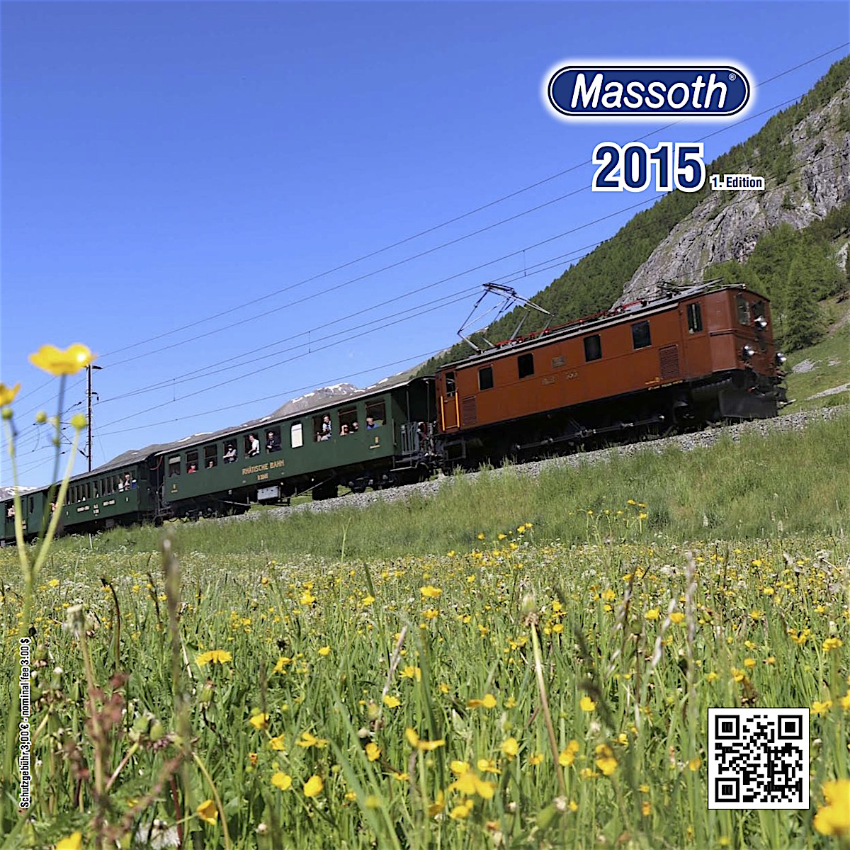 Massoth Katalog (Catalogue) 2015