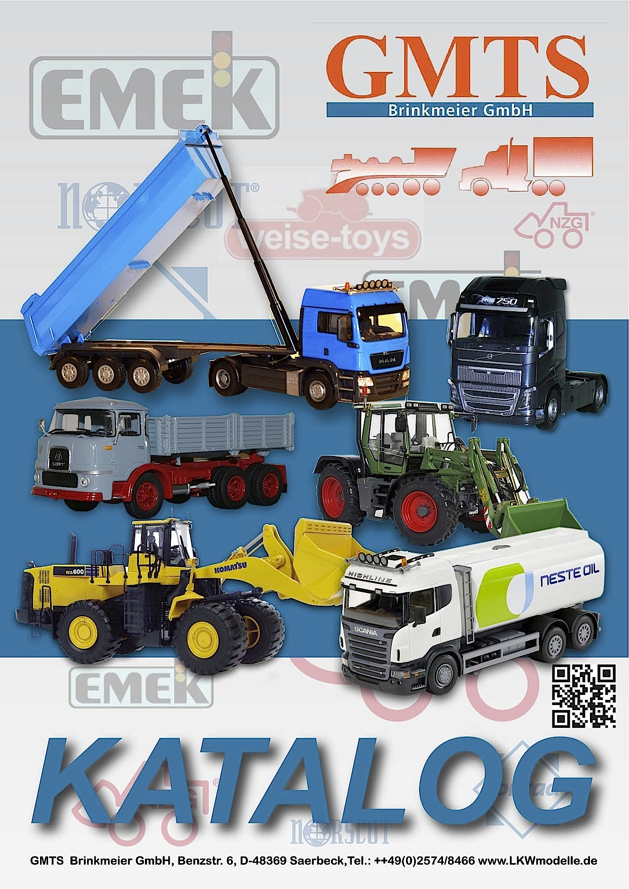 GMTS Katalog (GMTS Catalogue) 2013