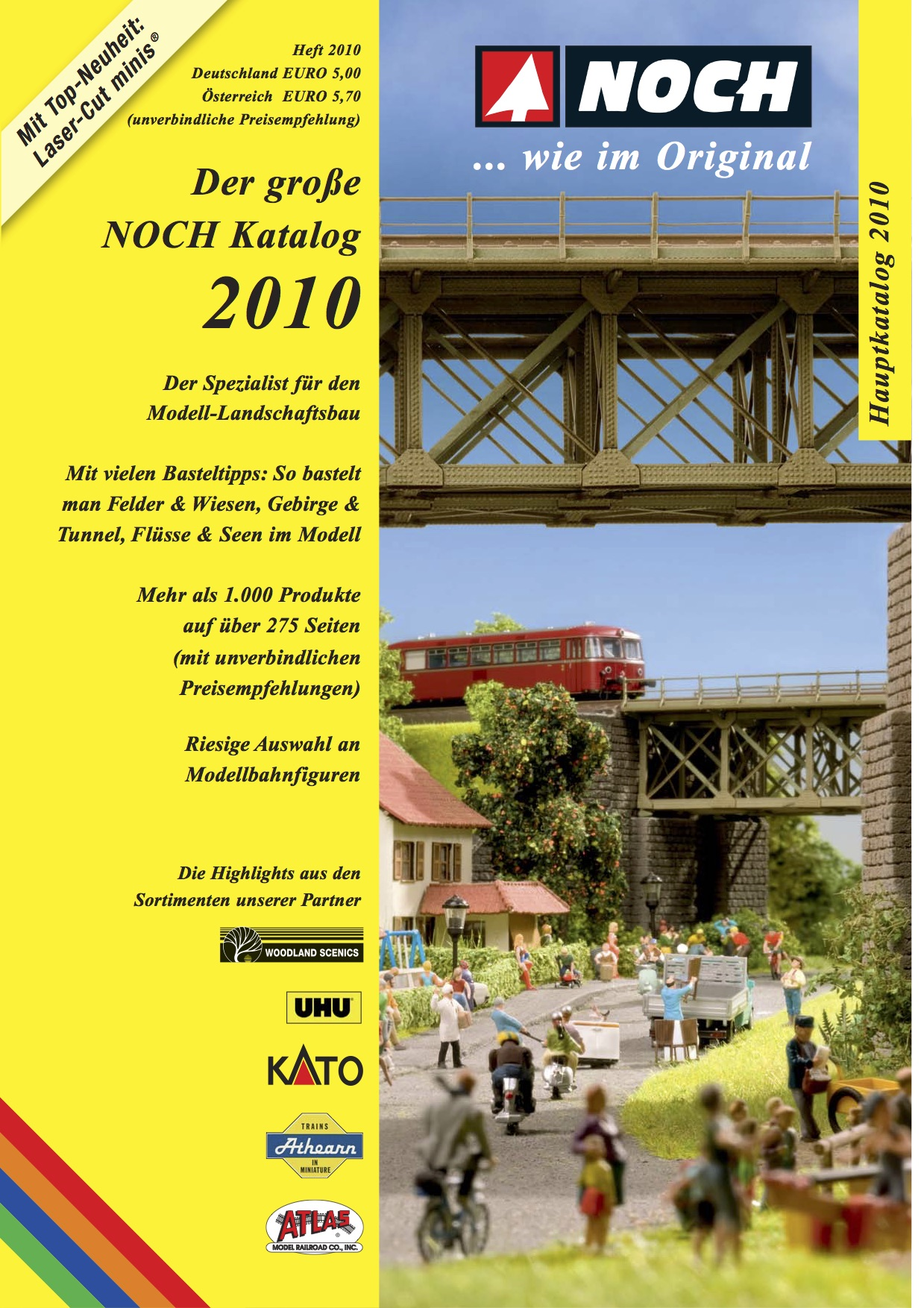 NOCH Katalog (Catalogue) 2010