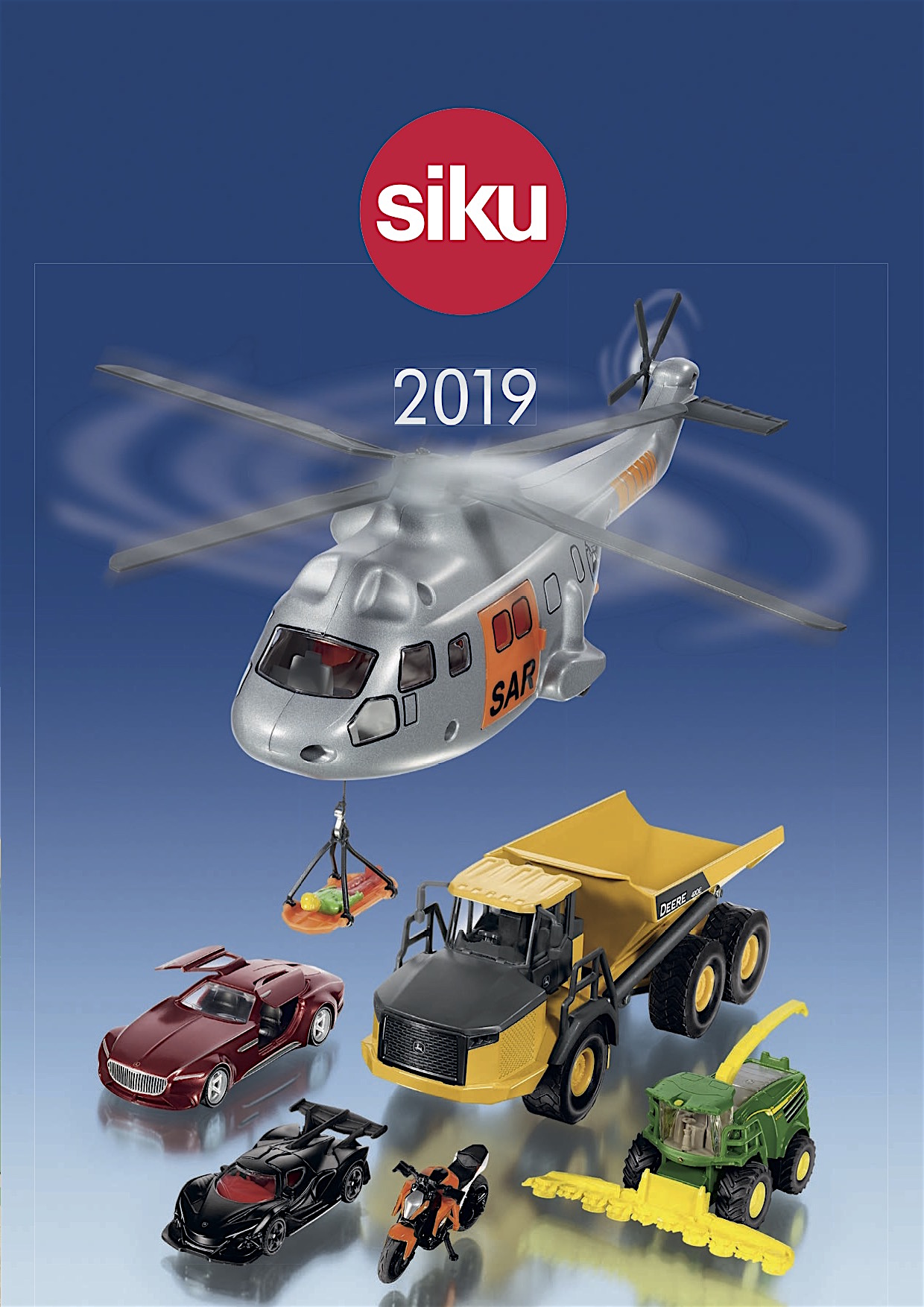 SIKU Katalog (Catalogue) 2019