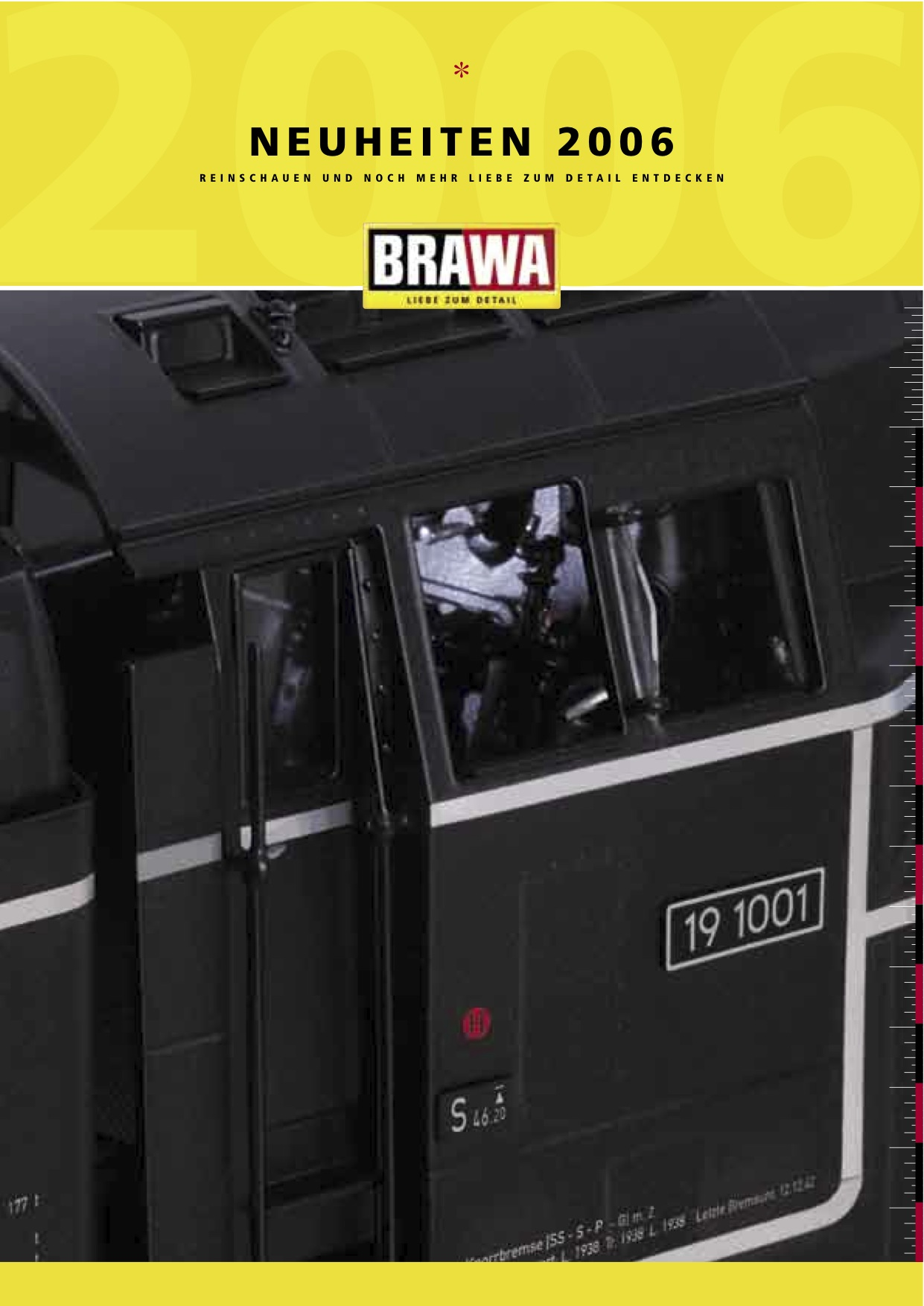 Brawa Neuheiten (New Items) 2006