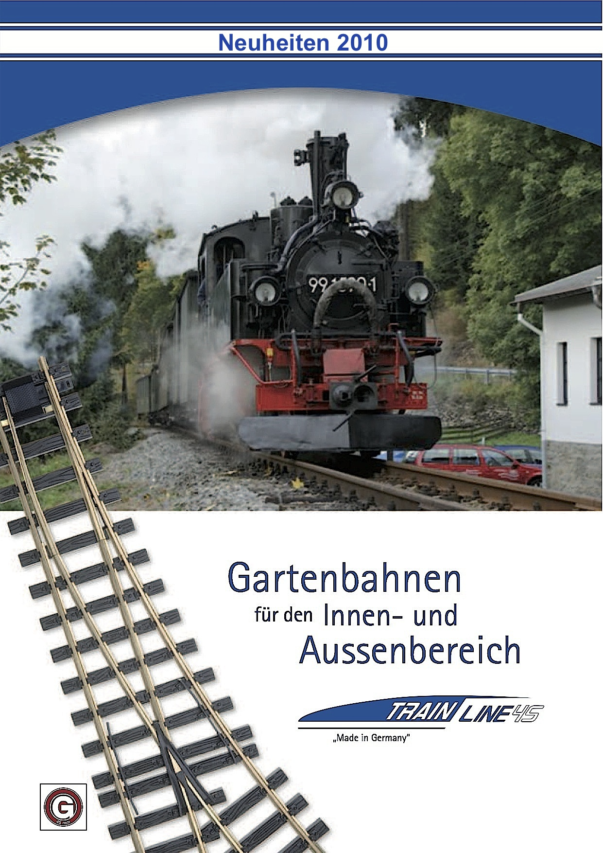 Train Line Neuheiten (New Items) 2010