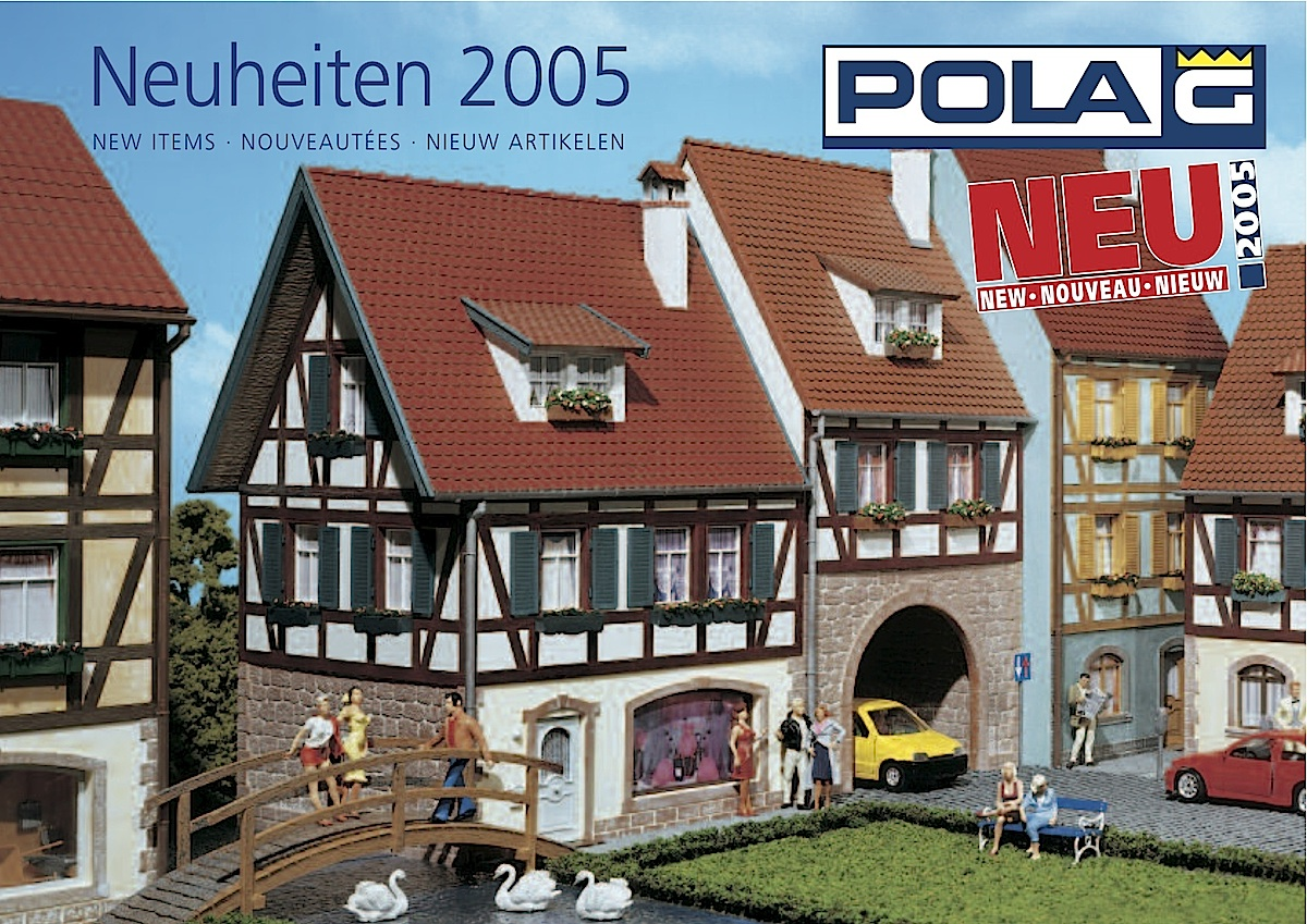 Pola Neuheiten (New Items) 2005