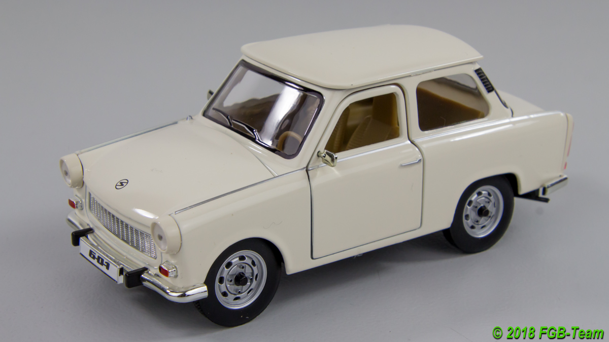 Trabant 601 (Lucky Die Cast)