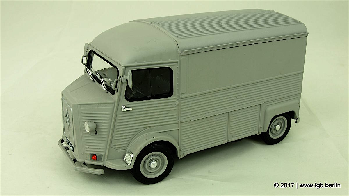 1955 Citroen Type H Van (by Welly)