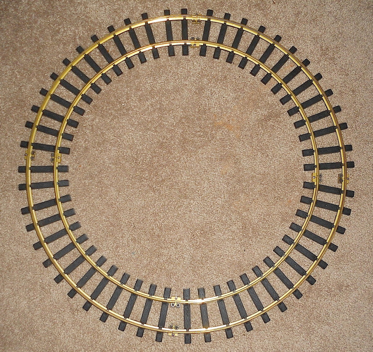 254mm Radius Minikreis (20 inch Diameter Mini Circle)
