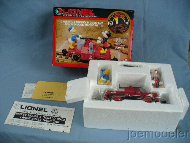 Disney Draisine (Hand car)