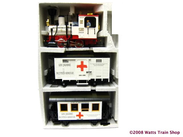 Rotes Kreuz Starter Set (Red Cross starter set)