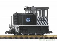 ATSF 25-Ton Diesel Locomotive (Diesel Locomotive) 427, Battery R/C