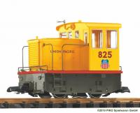 Union Pacific 25-Ton Diesel Locomotive (Diesel Locomotive) 825, Battery R/C