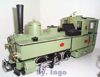 NÖLB Dampflok Reihe U Steam engine type U)