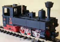 Zillertalbahn Dampflok (steam engine) Typ U