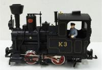 K3 Stainz Dampflok (Steam locomotive)