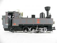 U43 Dampflok (steam engine)