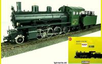 RhB Dampflok (Steam locomotive) G 4/5 108 - Maxon Motor