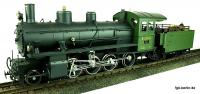 RhB Dampflok (Steam locomotive) G 4/5 107