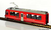 Triebwagen des RhB Triebzugs (Powered unit of the 3-unit rail car) ABe 8/12 Allegra 3501
