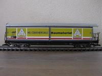RhB Schiebewandwagen (Sliding wall car) 5134