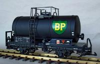 RhB Kesselwagen (Tank car) Uh 8111 -  BP