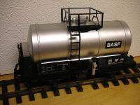 RhB Kesselwagen (Tank car) BASF, Version 1