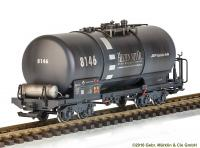 RhB Kesselwagen (Tank car) Za 8146 (Clubwagen - Club car)