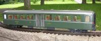 RhB Mitteleinstiegwagen (Coach with center doors) B 2323