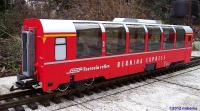 "RhB ""Bernina"" Panoramawagen 1. Klasse (Panorama car 1st class) A 1292"