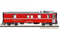 RhB Gepäckwagen mit Stromabnehmer (Baggage Car with Pantograph)
