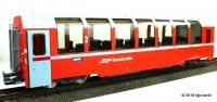 "RhB ""Bernina"" Panoramawagen (Panorama car)Bp 2525"