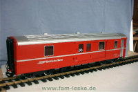 RhB Gepäckwagen (Baggage car) D 4216