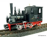 DR Dampflok (Steam locomotive) 99 5604