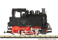DR Dampflok (Steam locomotive) 99 5015